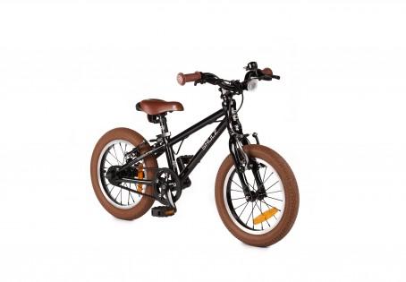 SHULZ Bubble 14 velosipēds – melns