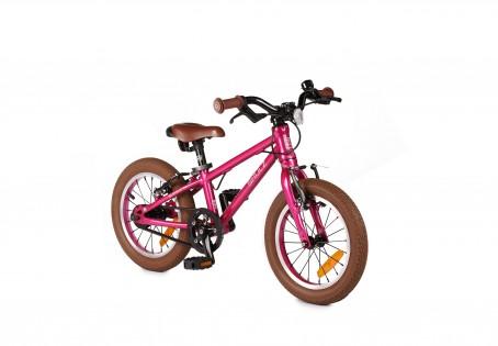 SHULZ Bubble 14 velosipēds – rozā