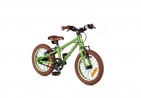 SHULZ Bubble 14 velosipēds – zaļš