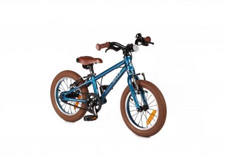 SHULZ Bubble 14 velosipēds – zils