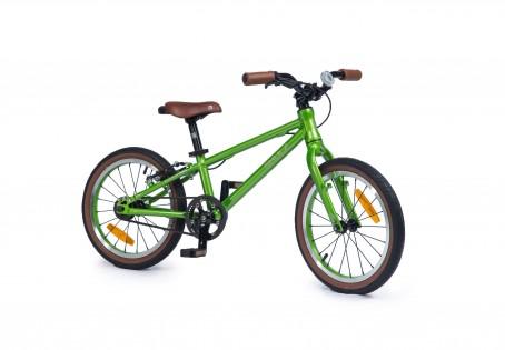 SHULZ Bubble 16 velosipēds – zaļš