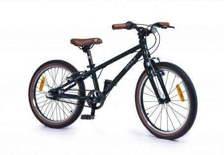 SHULZ Bubble 20 velosipēds – melns