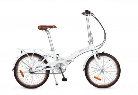 SHULZ GOA V velosipēds – balts