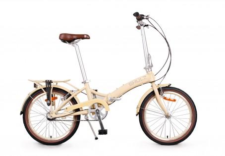 SHULZ GOA V velosipēds – krēmkrāsas
