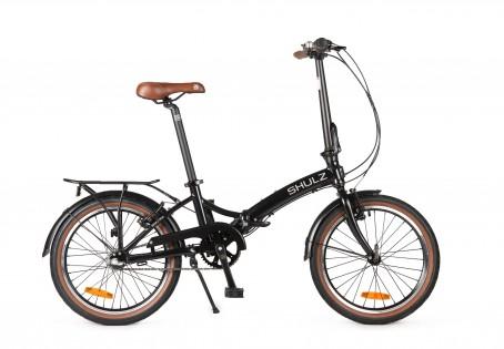 SHULZ GOA V velosipēds – melns