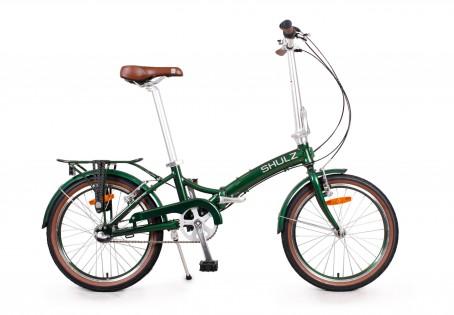SHULZ GOA V velosipēds – zaļš