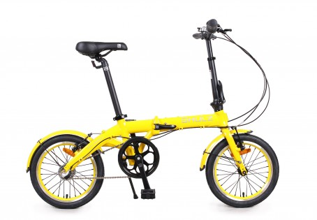 SHULZ Hopper 3 velosipēds – dzeltens