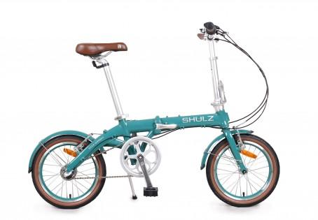 SHULZ Hopper 3 velosipēds – gaiši zils
