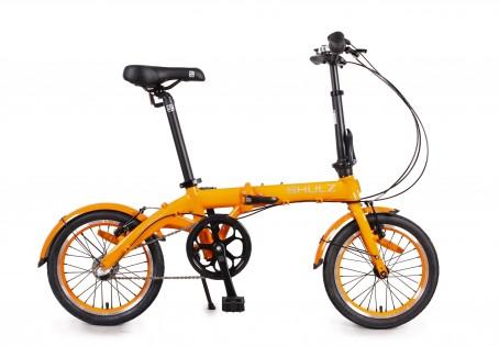 SHULZ Hopper 3 velosipēds – oranžs