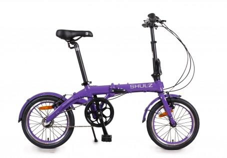 SHULZ Hopper 3 velosipēds – violets