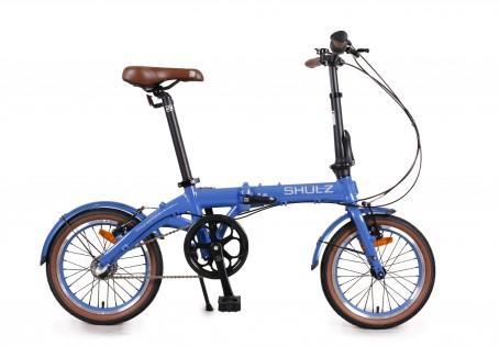 SHULZ Hopper 3 velosipēds – zils