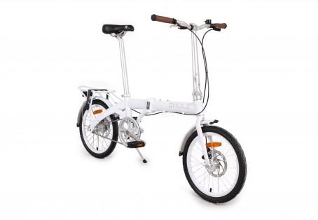 SHULZ Hopper XL velosipēds – balts