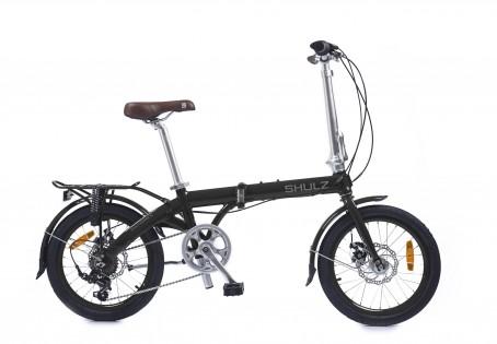 SHULZ Hopper XL velosipēds – melns