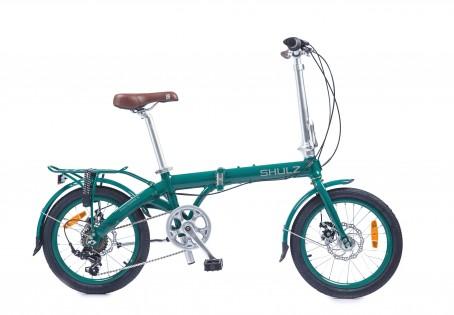 SHULZ Hopper XL velosipēds – zaļš