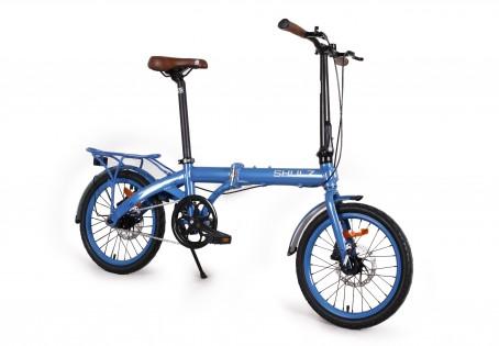 SHULZ Hopper XL velosipēds – zils