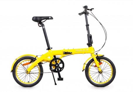 SHULZ Hopper velosipēds – dzeltens