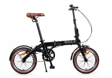 SHULZ Hopper velosipēds – melns