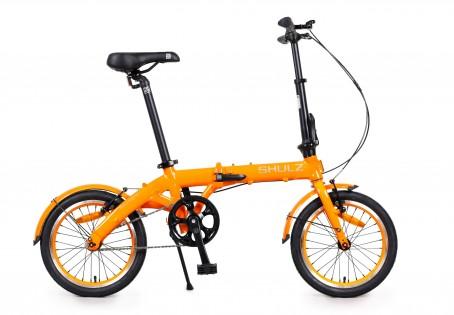 SHULZ Hopper velosipēds – oranžs
