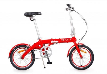 SHULZ Hopper velosipēds – sarkans