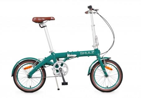 SHULZ Hopper velosipēds – tirkīza