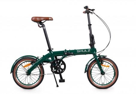 SHULZ Hopper velosipēds – tumši zaļš