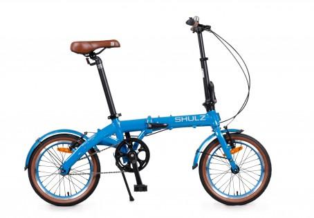 SHULZ Hopper velosipēds – zils