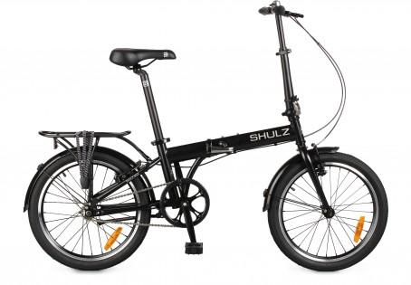 SHULZ Max velosipēds – melns