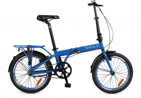 SHULZ Max velosipēds – zils