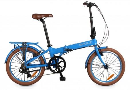 Shulz Easy velosipēds – zils