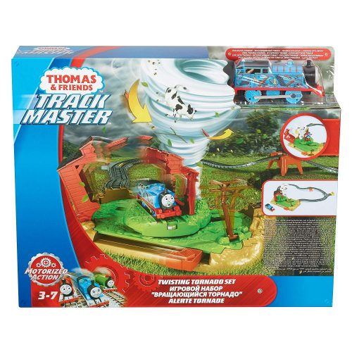 Thomas & Friends Great Storm trase