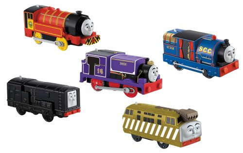 Thomas & Friends vilciens TrackMaster Little Favorites Engine