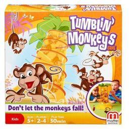 Tumblin' Monkeys Game Int'l