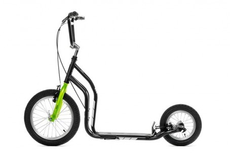 Yedoo City skrejritenis – zaļš