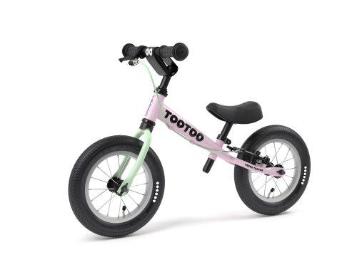 Yedoo TooToo līdzsvara ritenis – rozā