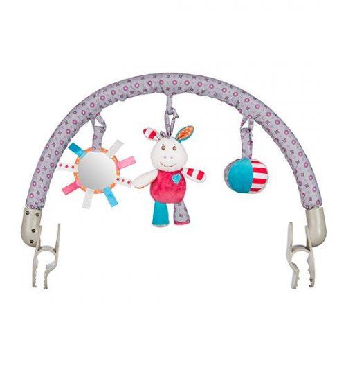 BABYONO Ratu rotaļlieta arka Frankie&Mickey 0m+ 1624