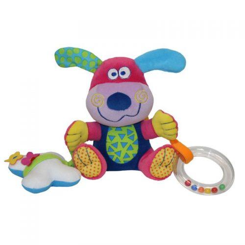 LORELLI Plīša rotaļlieta ar vibrāciju DOG 0m+, 10190283003