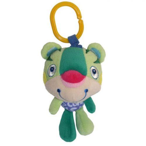 LORELLI Plīša rotaļlieta ar vibrāciju TIGER, 10190384002