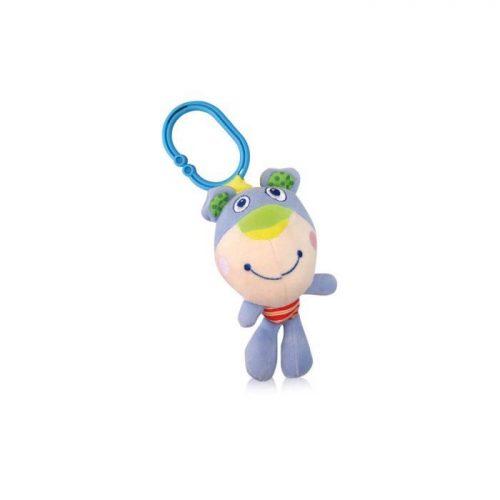 LORELLI Plīša rotaļlieta ar vibrāciju BEAR, 3904-B