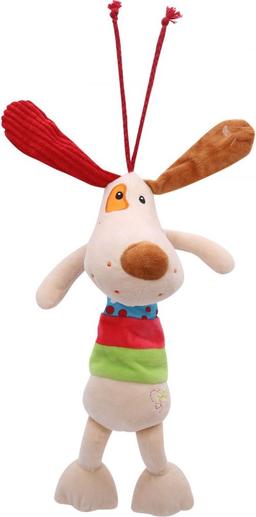 LORELLI Muzikālā plīša rotaļlieta DOG 0m+, 10191190004