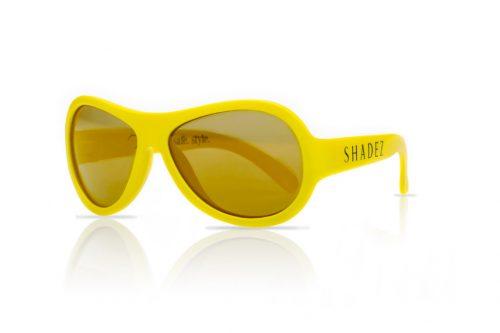 shadez saulesbrilles bērniem 0-3 gadi – dzeltens