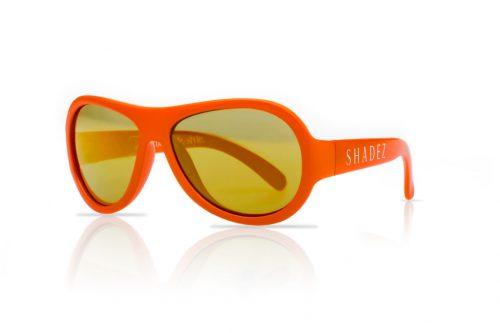shadez saulesbrilles bērniem 0-3 gadi – oranžs