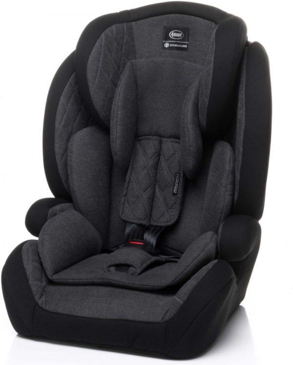 4BABY ASPEN 9-36kg Bērnu autosēdeklis GRAPHITE