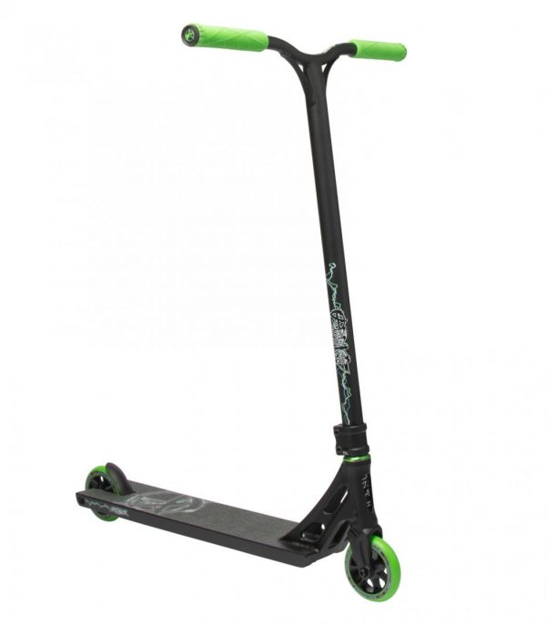 Addict Complete Equalizer skrejritenis triku zaļš