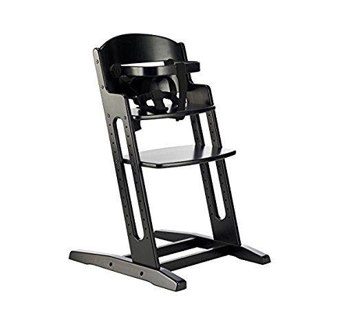 BABYDAN DanChair barošanas krēsls, black