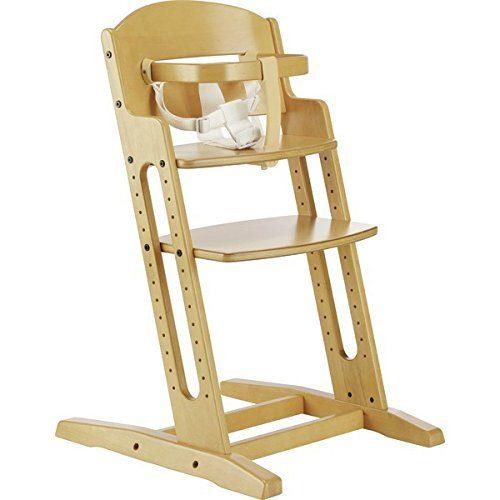 BABYDAN DanChair barošanas krēsls, natural
