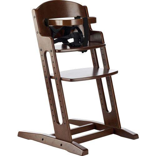 BABYDAN DanChair barošanas krēsls, walnut