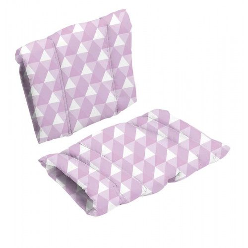 BABYDAN Spilventiņš barošanas krēslam DanChair pink