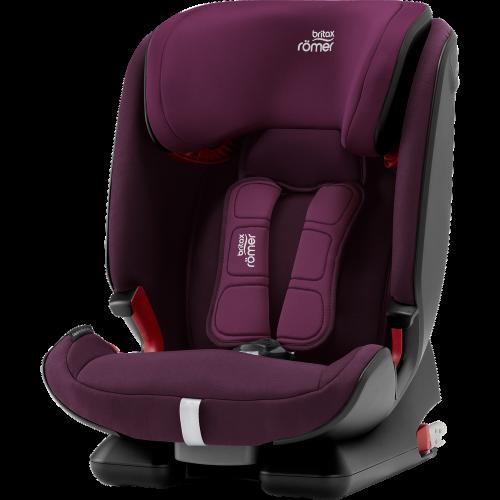 BRITAX autokrēsls ADVANSAFIX IV M Burgundy Red ZS SB 2000031430 ( 9-36 kg )