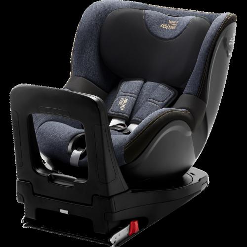 BRITAX autokrēsls DUALFIX M i-SIZE Blue Marble 360º ( augums no 61 cm – 105 cm )