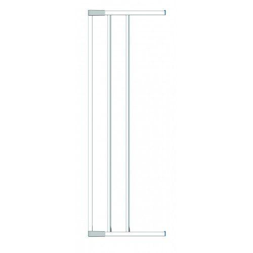 CLIPPASAFE 139/2W Extendable Swing Shut Gate Extension 18cm – White Drošības vārtiņu pagarinājums, CL1392W